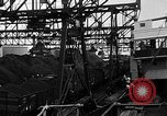 Image of arrival of coal Genoa Italy, 1947, second 45 stock footage video 65675073035