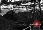 Image of arrival of coal Genoa Italy, 1947, second 51 stock footage video 65675073035