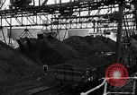 Image of arrival of coal Genoa Italy, 1947, second 54 stock footage video 65675073035