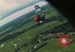 Image of air attack Vietnam, 1965, second 38 stock footage video 65675073047