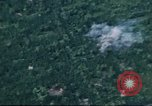 Image of air attack Vietnam, 1965, second 15 stock footage video 65675073050