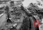 Image of Supply port and rail for Army base section 2 Bordeaux France, 1918, second 1 stock footage video 65675073058