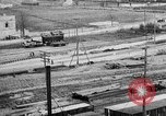Image of Supply port and rail for Army base section 2 Bordeaux France, 1918, second 8 stock footage video 65675073058