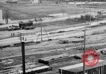 Image of Supply port and rail for Army base section 2 Bordeaux France, 1918, second 10 stock footage video 65675073058