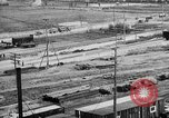 Image of Supply port and rail for Army base section 2 Bordeaux France, 1918, second 13 stock footage video 65675073058
