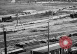 Image of Supply port and rail for Army base section 2 Bordeaux France, 1918, second 14 stock footage video 65675073058