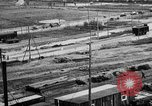 Image of Supply port and rail for Army base section 2 Bordeaux France, 1918, second 15 stock footage video 65675073058