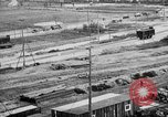 Image of Supply port and rail for Army base section 2 Bordeaux France, 1918, second 16 stock footage video 65675073058
