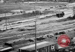 Image of Supply port and rail for Army base section 2 Bordeaux France, 1918, second 17 stock footage video 65675073058
