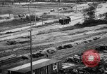 Image of Supply port and rail for Army base section 2 Bordeaux France, 1918, second 20 stock footage video 65675073058