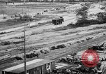 Image of Supply port and rail for Army base section 2 Bordeaux France, 1918, second 21 stock footage video 65675073058