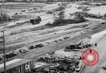 Image of Supply port and rail for Army base section 2 Bordeaux France, 1918, second 24 stock footage video 65675073058