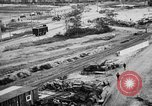 Image of Supply port and rail for Army base section 2 Bordeaux France, 1918, second 25 stock footage video 65675073058
