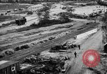 Image of Supply port and rail for Army base section 2 Bordeaux France, 1918, second 26 stock footage video 65675073058