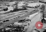 Image of Supply port and rail for Army base section 2 Bordeaux France, 1918, second 27 stock footage video 65675073058