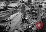 Image of Supply port and rail for Army base section 2 Bordeaux France, 1918, second 32 stock footage video 65675073058