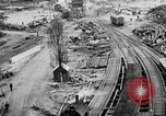 Image of Supply port and rail for Army base section 2 Bordeaux France, 1918, second 34 stock footage video 65675073058