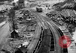 Image of Supply port and rail for Army base section 2 Bordeaux France, 1918, second 36 stock footage video 65675073058