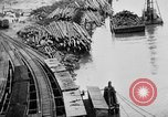 Image of Supply port and rail for Army base section 2 Bordeaux France, 1918, second 41 stock footage video 65675073058