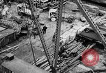 Image of Supply port and rail for Army base section 2 Bordeaux France, 1918, second 43 stock footage video 65675073058
