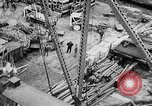Image of Supply port and rail for Army base section 2 Bordeaux France, 1918, second 47 stock footage video 65675073058
