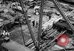 Image of Supply port and rail for Army base section 2 Bordeaux France, 1918, second 48 stock footage video 65675073058