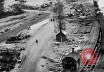 Image of Supply port and rail for Army base section 2 Bordeaux France, 1918, second 62 stock footage video 65675073058