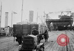 Image of negro stevedores World War 1 Bordeaux France, 1918, second 37 stock footage video 65675073059