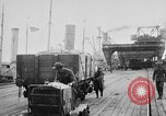 Image of negro stevedores World War 1 Bordeaux France, 1918, second 38 stock footage video 65675073059