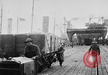 Image of negro stevedores World War 1 Bordeaux France, 1918, second 39 stock footage video 65675073059