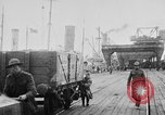 Image of negro stevedores World War 1 Bordeaux France, 1918, second 40 stock footage video 65675073059
