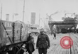 Image of negro stevedores World War 1 Bordeaux France, 1918, second 43 stock footage video 65675073059