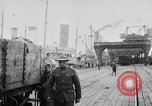 Image of negro stevedores World War 1 Bordeaux France, 1918, second 44 stock footage video 65675073059
