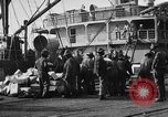 Image of World War 1 Army Base Section 2 cargo operations Bordeaux France, 1918, second 3 stock footage video 65675073060