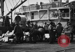 Image of World War 1 Army Base Section 2 cargo operations Bordeaux France, 1918, second 6 stock footage video 65675073060