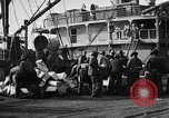 Image of World War 1 Army Base Section 2 cargo operations Bordeaux France, 1918, second 8 stock footage video 65675073060
