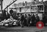 Image of World War 1 Army Base Section 2 cargo operations Bordeaux France, 1918, second 11 stock footage video 65675073060