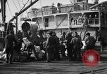Image of World War 1 Army Base Section 2 cargo operations Bordeaux France, 1918, second 13 stock footage video 65675073060