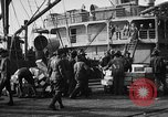 Image of World War 1 Army Base Section 2 cargo operations Bordeaux France, 1918, second 17 stock footage video 65675073060