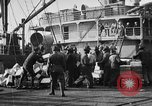 Image of World War 1 Army Base Section 2 cargo operations Bordeaux France, 1918, second 18 stock footage video 65675073060
