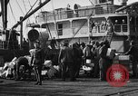 Image of World War 1 Army Base Section 2 cargo operations Bordeaux France, 1918, second 19 stock footage video 65675073060