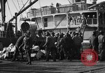 Image of World War 1 Army Base Section 2 cargo operations Bordeaux France, 1918, second 20 stock footage video 65675073060