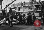 Image of World War 1 Army Base Section 2 cargo operations Bordeaux France, 1918, second 21 stock footage video 65675073060