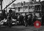 Image of World War 1 Army Base Section 2 cargo operations Bordeaux France, 1918, second 22 stock footage video 65675073060