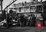 Image of World War 1 Army Base Section 2 cargo operations Bordeaux France, 1918, second 23 stock footage video 65675073060