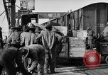 Image of World War 1 Army Base Section 2 cargo operations Bordeaux France, 1918, second 26 stock footage video 65675073060
