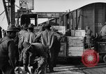 Image of World War 1 Army Base Section 2 cargo operations Bordeaux France, 1918, second 28 stock footage video 65675073060