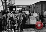 Image of World War 1 Army Base Section 2 cargo operations Bordeaux France, 1918, second 29 stock footage video 65675073060