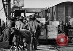 Image of World War 1 Army Base Section 2 cargo operations Bordeaux France, 1918, second 30 stock footage video 65675073060