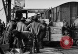 Image of World War 1 Army Base Section 2 cargo operations Bordeaux France, 1918, second 31 stock footage video 65675073060